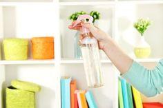Natural Homemade Room and Fabric Deodorizer Recipes