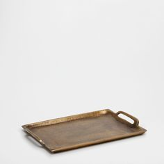 Image 1 of the product Small golden tray