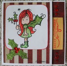 Graphix and Designs: Holly Fairy