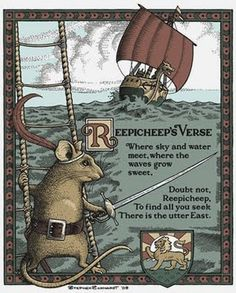 voyage of the dawn treader art - Google Search