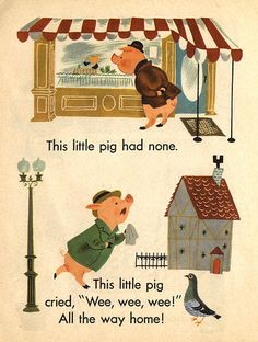 Baby's Mother Goose: Pat-a-cake (c)1948, illustrated by Aurelius Battaglia.