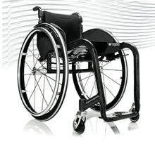 Rigid frame wheelchairs