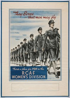 They Serve That Men May Fly.  Proud to say my Grandmother was one of them!  :)