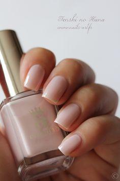 A-England - Iseult - Nature Nails Nail Art by Tenshi no Hana