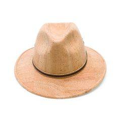 Kork Hut «Knight» natur von Artelusa – Herrenhut aus Kork online kaufen Panama Hat, Hats, Fashion, Vegan Life, Natural Colors, Headboard Cover, Vegane Rezepte, Leather, Moda
