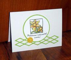 Kika's Designs : CAS Easter Card