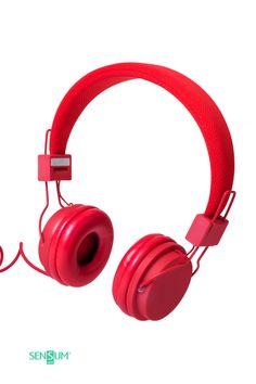 Gadżety Reklamowe Sensum Art Over Ear Headphones