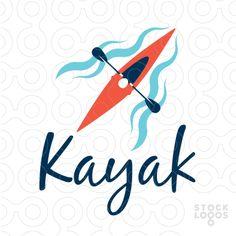 K - kayak travel | StockLogos.com