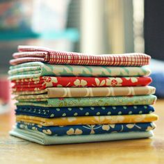 fabric purchase, via Flickr.