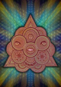 Eu Zen - Triangulo Iluminati