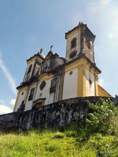 Ouro Preto, a linda cidade colonial mineira em fotos