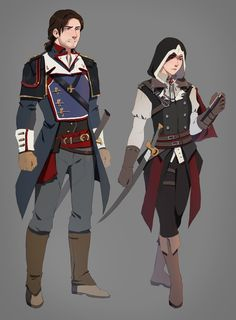 Assassins Creed Anime, Assessin Creed, Ac Fan, Templer, Geek Games, Knights, Art Girl, Division, Game Art