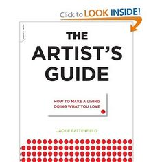 The Artists Guide by Jackie Battenfield