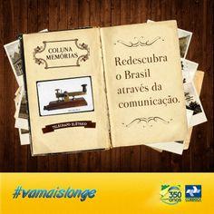Um novo passo na comunicação se deu por meio do combate ao tráfico negreiro no litoral do País. Esse acontecimento estimulou a melhoria na agilidade com que as informações eram transmitidas à distância, gerando a criação do primeiro telégrafo elétrico do Brasil.