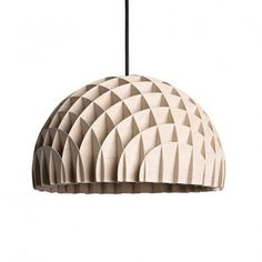 Arc Pendant - Plywood