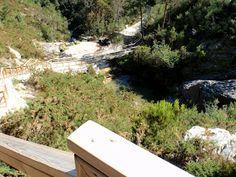 Cerves Top Canyon (Tourón Waterfalls, Melón-Orense-Spain)