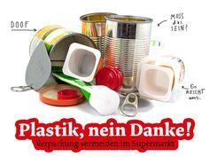 Wie man #Plastik vermeiden kann!