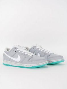 Nike SB Dunk Low Premium SB Wolf Grey/White