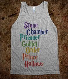 List Of Harry Potter Movies (Tank)