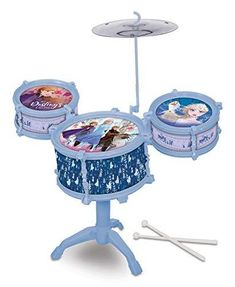 Frozen 2 Drum Kit Set