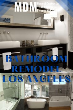 Bathroom remodeling is an exciting home improvement project indeed. But remodeling this space means a commitment to massive investment. Hence, before spending your hard-earned money, it's a must to consider a few crucial things.In Los Angeles, people always pay attention to the bathroom remodel checklist before starting bathroom remodeling. bathroomremodeling remodeling remodelingservice bathroomremodelingservice bathroom bathroomremodelingLosAngeles Los Angeles