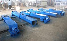 U-type-screw-conveyor
