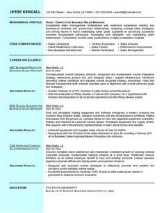 Business Job Resume Format - http://topresume.info/business-job-resume-format/