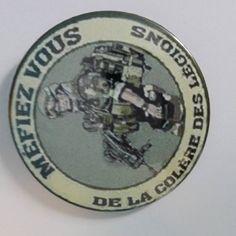 #badge #legion #legionetrangere