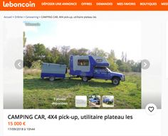 Screen Shot at KiB) Viewed 6679 times 4x4 Pick Up, Pop Top Camper, Slide In Camper, Used Camping Trailers, Campers For Sale, Remodeled Campers, Camping Car, Truck Camper, Land Cruiser