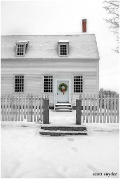 Shaker Village,Canterbury,New Hampshire... so pretty