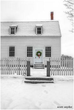 Shaker Village,Canterbury,New Hampshire