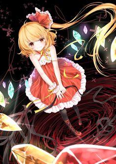 yande.re 279910 flandre_scarlet poppy_(artist) touhou.jpg (2000×2828)