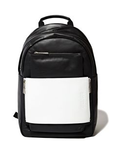Nicomede Talavera x Eastpak Full Leather Untitled 0100 Backpack