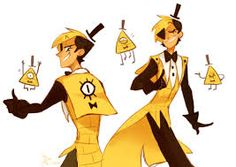 Image result for bill cipher human
