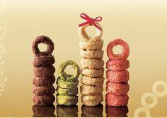 指輪みたいな可愛いスイーツ♡焦がしバター香る約束のお菓子『リンゲージ』は引菓子に最適*のトップ画像