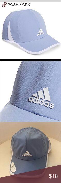 Adidas Women s Superlite Cap Clack-blue white Adidas Women s Superlite Cap  Clack-blue 73fd142eb18