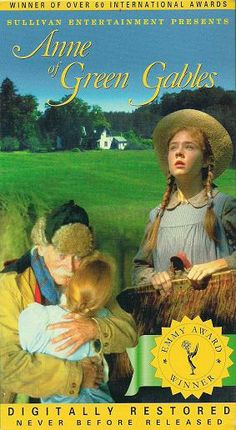 Anne of Green Gables Based on the novel series by Lucy Maud Montgomery. Starring Megan Follows, Colleen Dewhurst, Richard Farnsworth. 1995. Vol.1