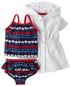 4th of july baby bathing suit