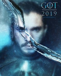 Game of thrones Season 8 ❄❄Everything Changes! ❄❄ _ Poster design by @carlosgzz003 3