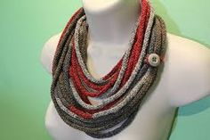Image result for infinity wool necklace