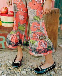 Vander Ruffles Matilda Jane Girls Clothing