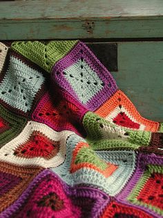 Love this style blanket