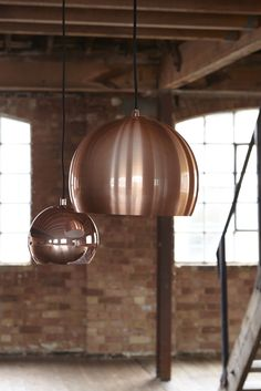 New bedroom lighting ceiling pendant ideas Copper Ceiling, Copper Pendant Lights, Copper Lighting, Ceiling Pendant, Pendant Lighting, Pendant Lamps, Light Pendant, Pendants, Lounge Lighting
