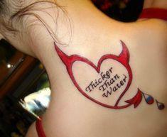 Pin By Hantu Moff On Insos Heart Tattoo Hip Tattoo Designs New Tattoo Designs
