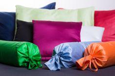 Royal Uni Kissenbezüge Deatailansicht Throw Pillows, Bed, Design, Home, Satin Bedding, Cushions, House, Decorative Pillows, Decor Pillows