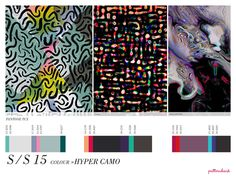 Spring/Summer 2015 Print Trend Report Part 1