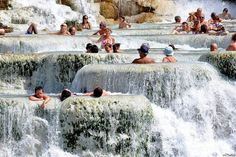 Tuscany's thermal spa & spring