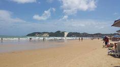 Morro do Careca, Ponta Negra, Natal,  RN, Brasil