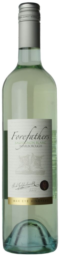 """Forefathers"" Sauvignon Blanc 2014 - Goldschmidt Vineyards, California, USA----------------------- Terroir: Marlborough - North Island, Nueva Zelanda"