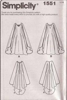 Galadrial Costume Pattern 1551 Simplicity Sz 8 24 LOTR Elf Wizard Queen Dress | eBay